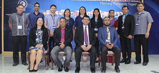 TVET Administrators Trained by CPSC on Developing a Results-Based Monitoring and Evaluation System