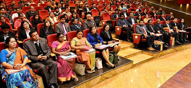 International Conference on Skilling for Self-Employment held in Chandigarh