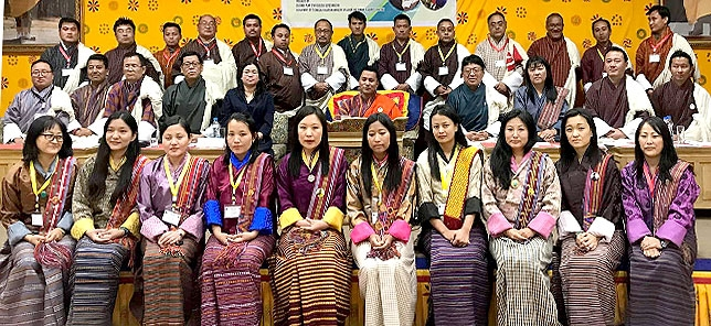 Bhutanese TVET Officials Oriented by CPSC on the Role of Accreditation in Achieving Quality-Assured TVET Programs